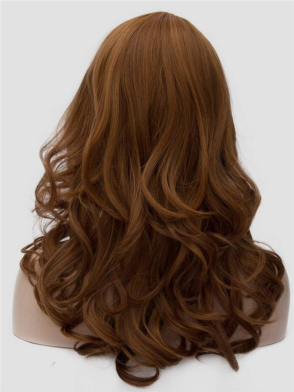 Wavy Clearance Sale Synthetic Hair Capless Women's Wig 20 Inches