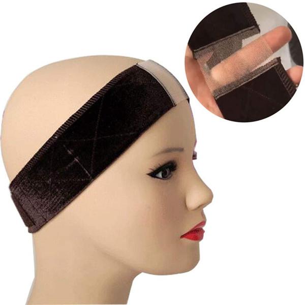 Adjustable Wig Grip Velvet Comfort Band For Lace Wigs