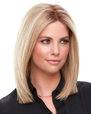 Top Smart Lace Front & Monofilament Remy Human Hair Toppers By Jon Renau