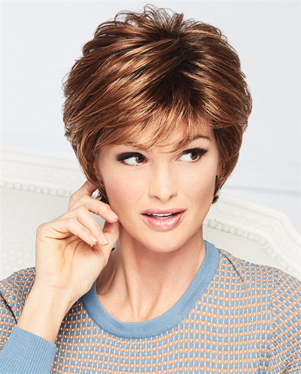 Best Soft Romance Synthetic Wig By Gabor