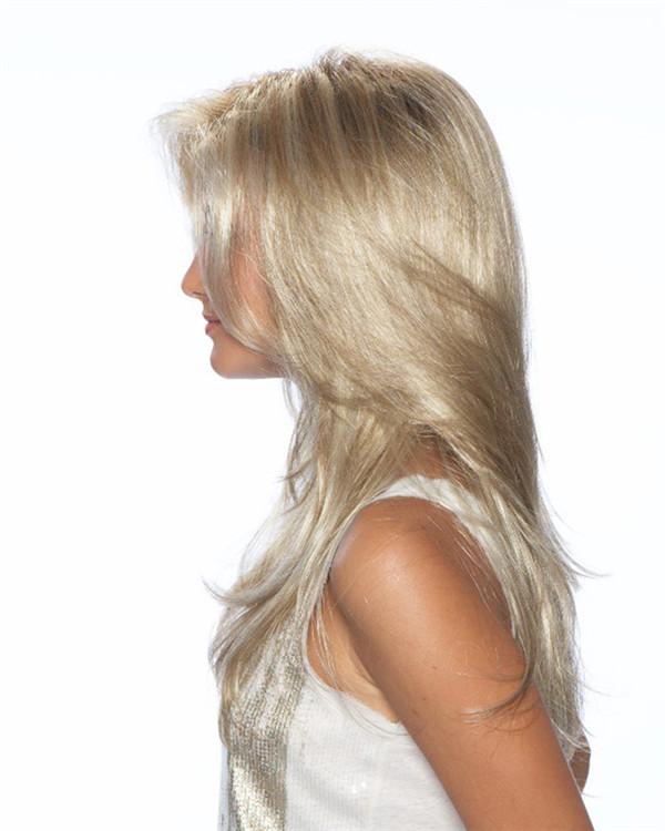 Curly Looking Wigs Ashlyn Synthetic Wig By Tressallure