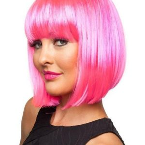 Costume Colored Doll Synthetic Wig Basic Cap
