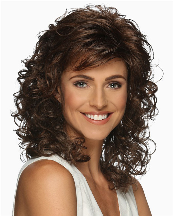 Curly Divatress Wigs Jessica Synthetic Wig By Estetica