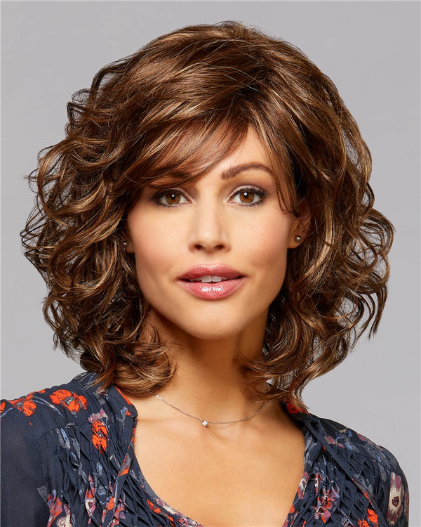 Model Model Synthetic Wigs By Henry Margu