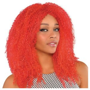 Party City Hot Fly Girl Wigs