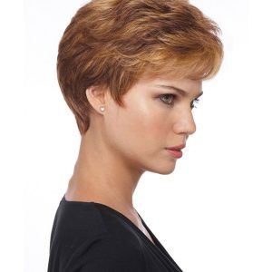 Salon Petite Nancy Synthetic Wig By Estetica