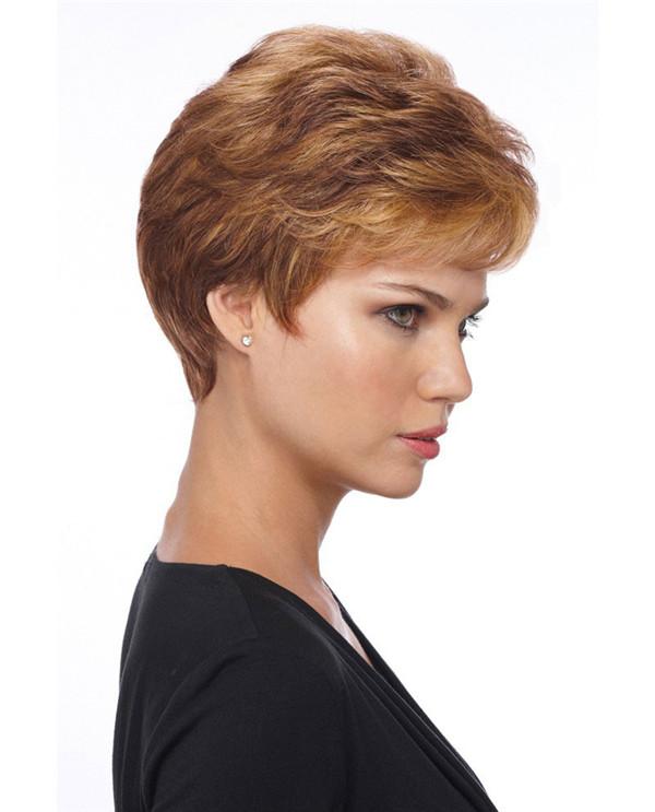 Salon Petite Nancy Synthetic Wig By Estetica