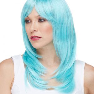 Synthetic Outre Sherbert By Sepia Costume Wigs