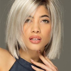 Straight Bob New Arrivals Synthetic Lace Front Wig
