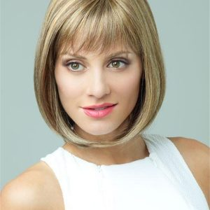 New Arrivals Rooted Synthetic Wig Mono Part