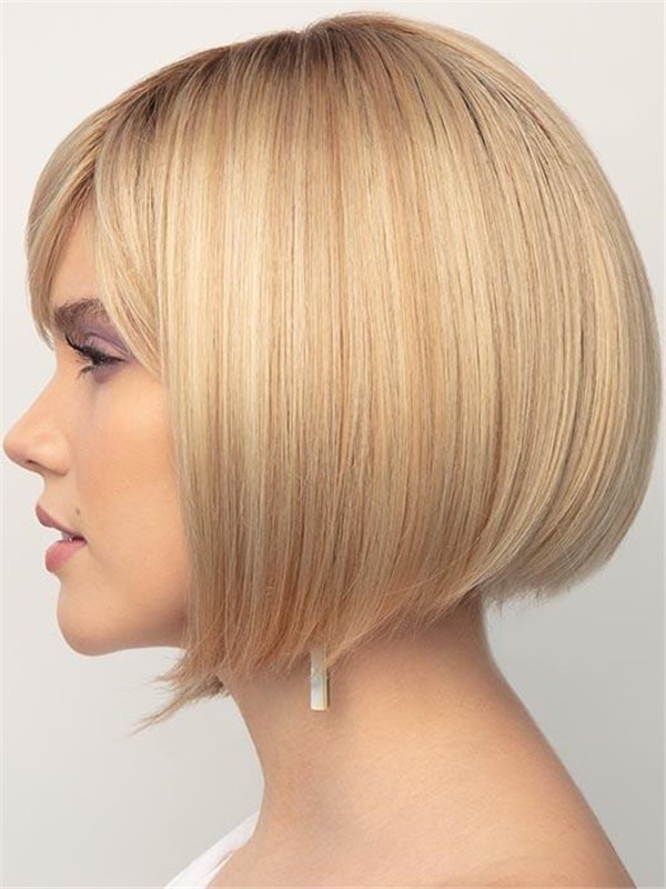 Straight New Arrivals Synthetic Wig Basic Cap