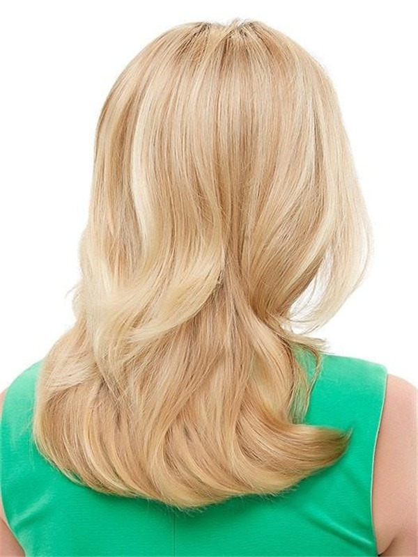 """12"""" Top Form Human Hair Topper All Hairpieces"""
