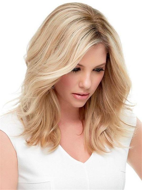 Style Renau Exclusive Human Hair Topper Half