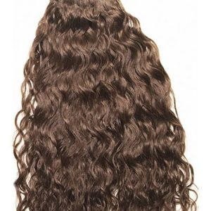 "14"" OCH French Curl Remy Human Hair Extensions"