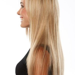 "16"" easiXtend Elite Remy Human Hair Extensions"