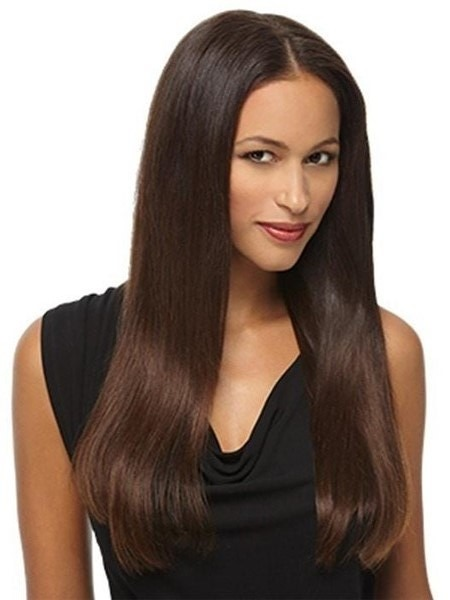 "16"" 100% Remy Human Hair Extensions"