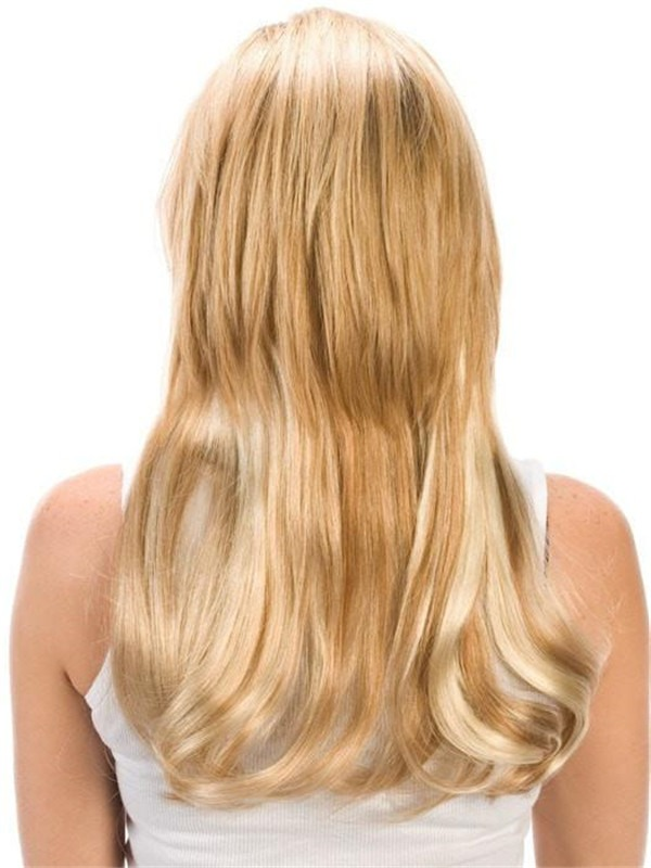 """18"""" 5 Layers Remy Human Hair Volumizer Extensions"""