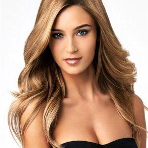"18"" Human Hair Highlight Extension"