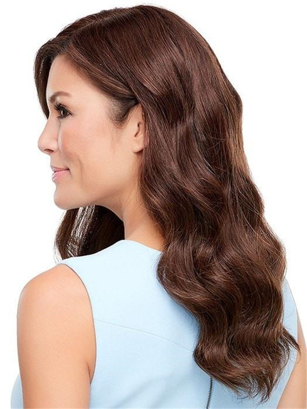 Top Renau Half Exclusive Human Hair Topper