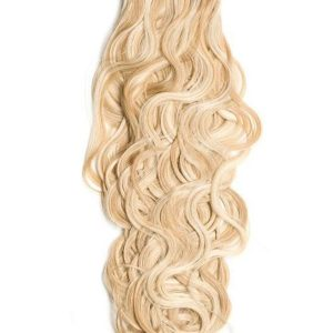 "18"" OCH French Curl Remy Human Hair Extension"