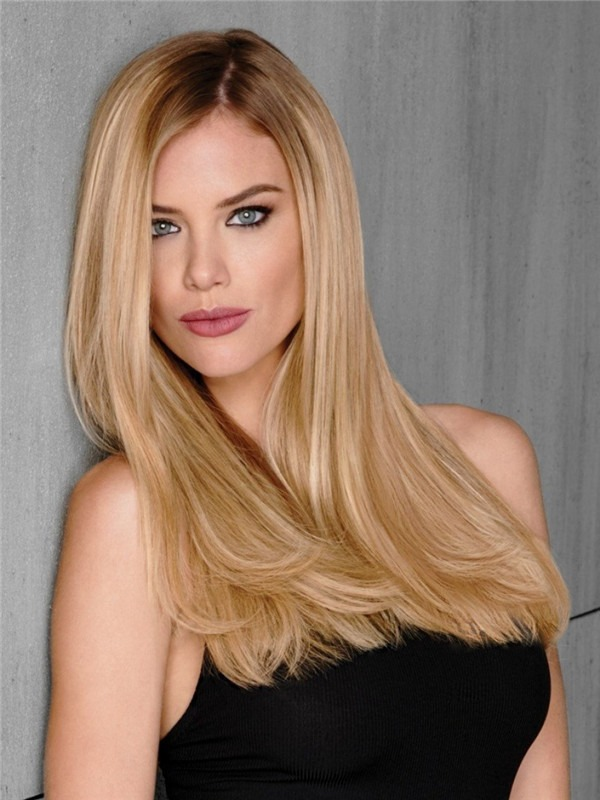 """18"""" Remy Human Hair Extensions Kit"""