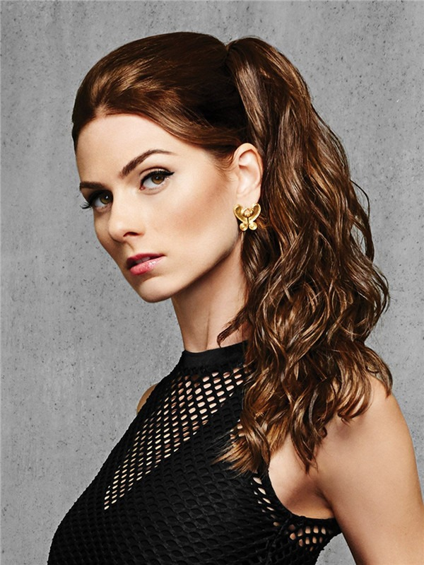 Curly Claw Clip Pony Synthetic Ponytail All Hairpieces