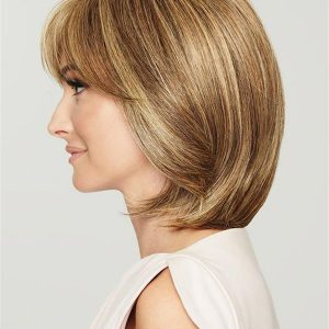 Straight Adoration Synthetic Wig Basic Cap For Women