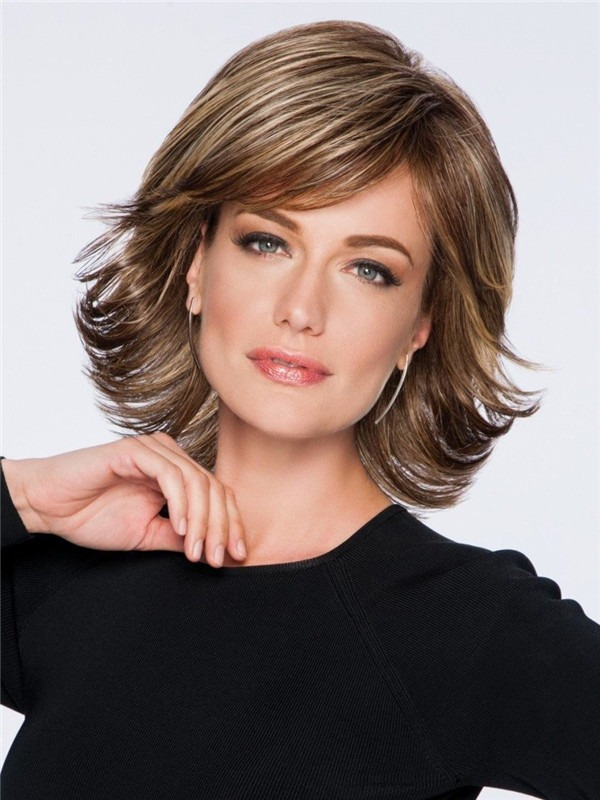 Allure Hf Synthetic Wig Basic Cap Rooted For Women