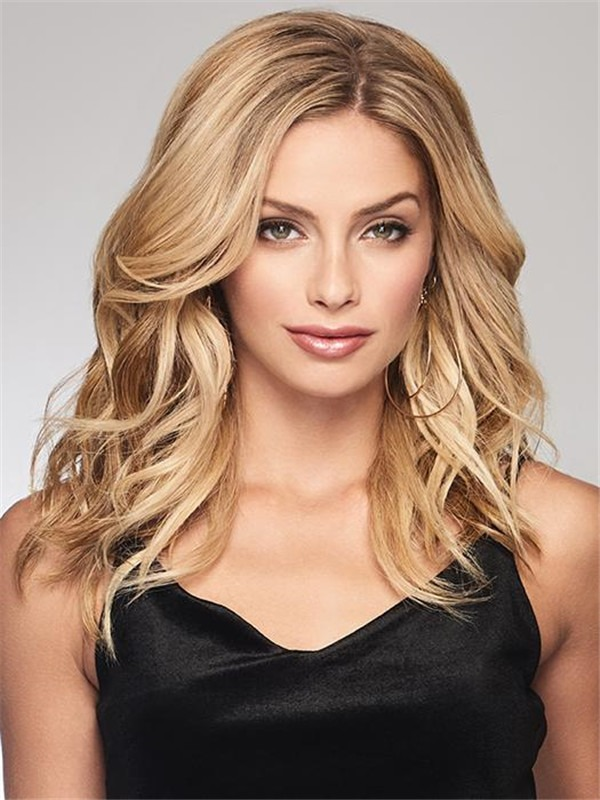 Alpha Wave Synthetic Hair Topper Half New Arrivals