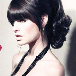 Synthetic Hairpiece Synthetic Ponytail Clip