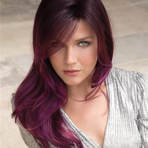 Long Synthetic Wig Basic Cap For Women