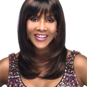 Straight Charli Hf Synthetic Wig Basic Cap For Women