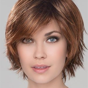 Short Synthetic Lace Front Wig For Women