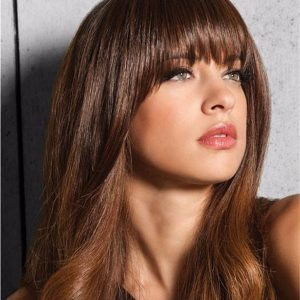 Clip in Bangs HF Synthetic All Hairpieces