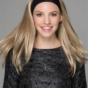 Synthetic Hair Fall with Headband All Hairpieces
