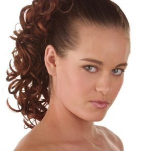 Crush Synthetic Ponytail Clip All Hairpieces