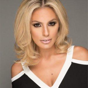 """Easicrown Hd 12"""" Hf Synthetic Hair Topper Half"""