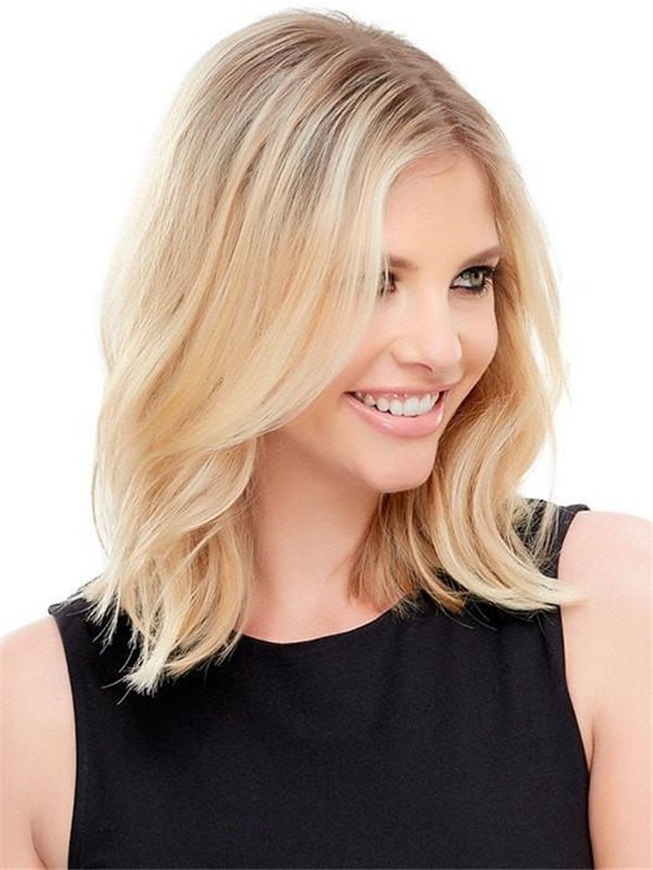 """Easicrown Hd 18"""" Hf Synthetic Hair Topper Half"""