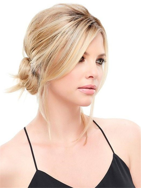 Easifringe Hf Synthetic Clip In Bangs Fringes