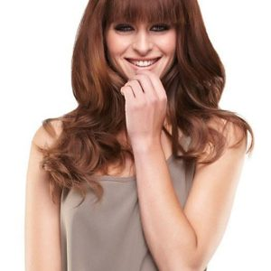 Easifringe Fringes Human Hair Clip In Bangs