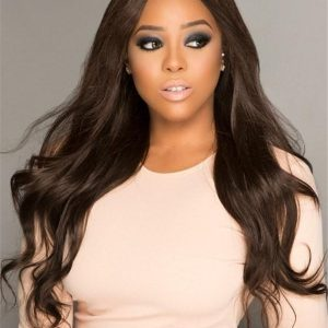 """Easipart Hh 18"""" Remy Human Hair Topper Half"""