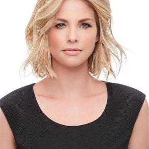 Easipart French Xl Human Hair Topper Half
