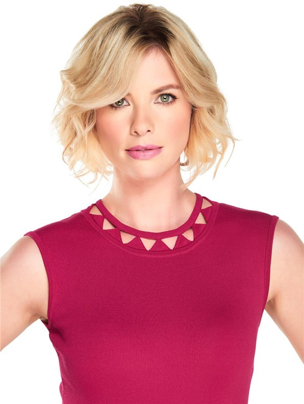 Easipart Synthetic Hair Topper Half Falls