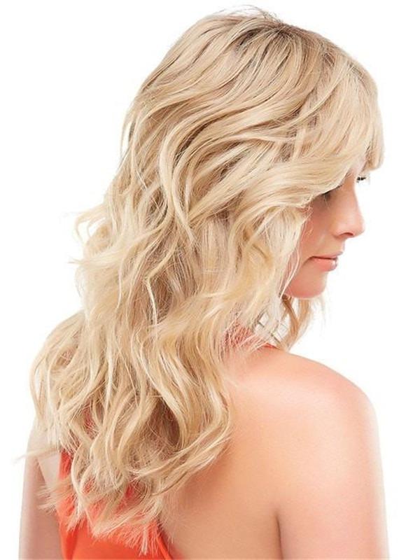 Half Colors Human Hair Topper Mono Top New Arrivals