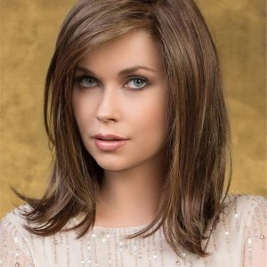 Synthetic Lace Front Hair Topper Half All Hairpieces