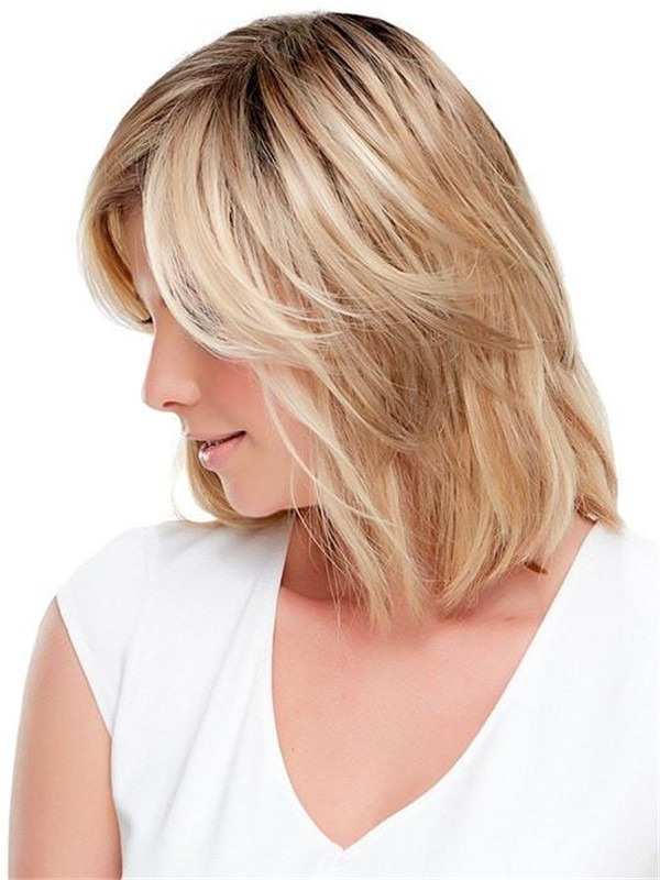 Essentially You Synthetic Hair Topper Half