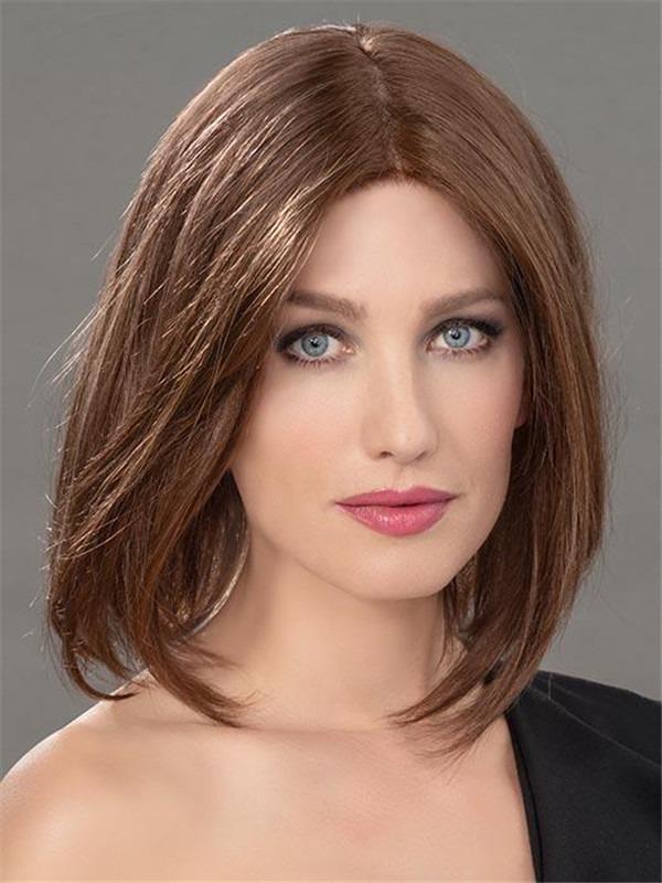 Human Hair Lace Front Top Piece Half Falls