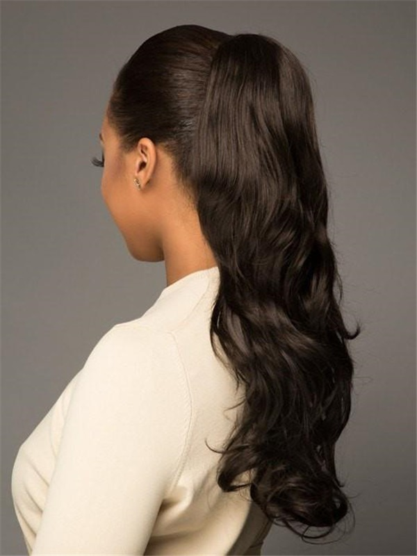 Foxy Synthetic Ponytail Clip In All Hairpieces
