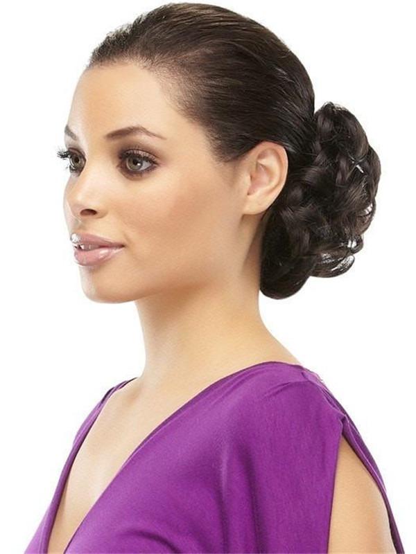 Fun Bun Synthetic Hair Wrap All Hairpieces