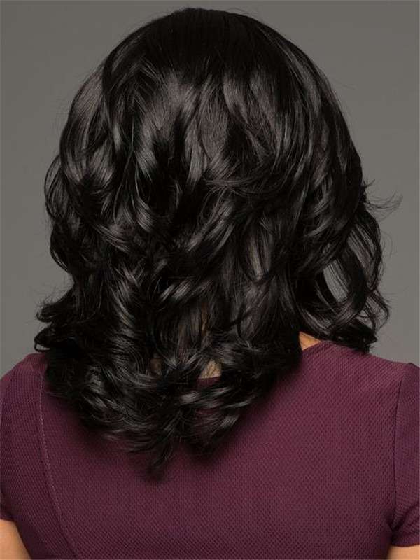 Wavy Fx-copa Synthetic Wig Basic Cap For Women